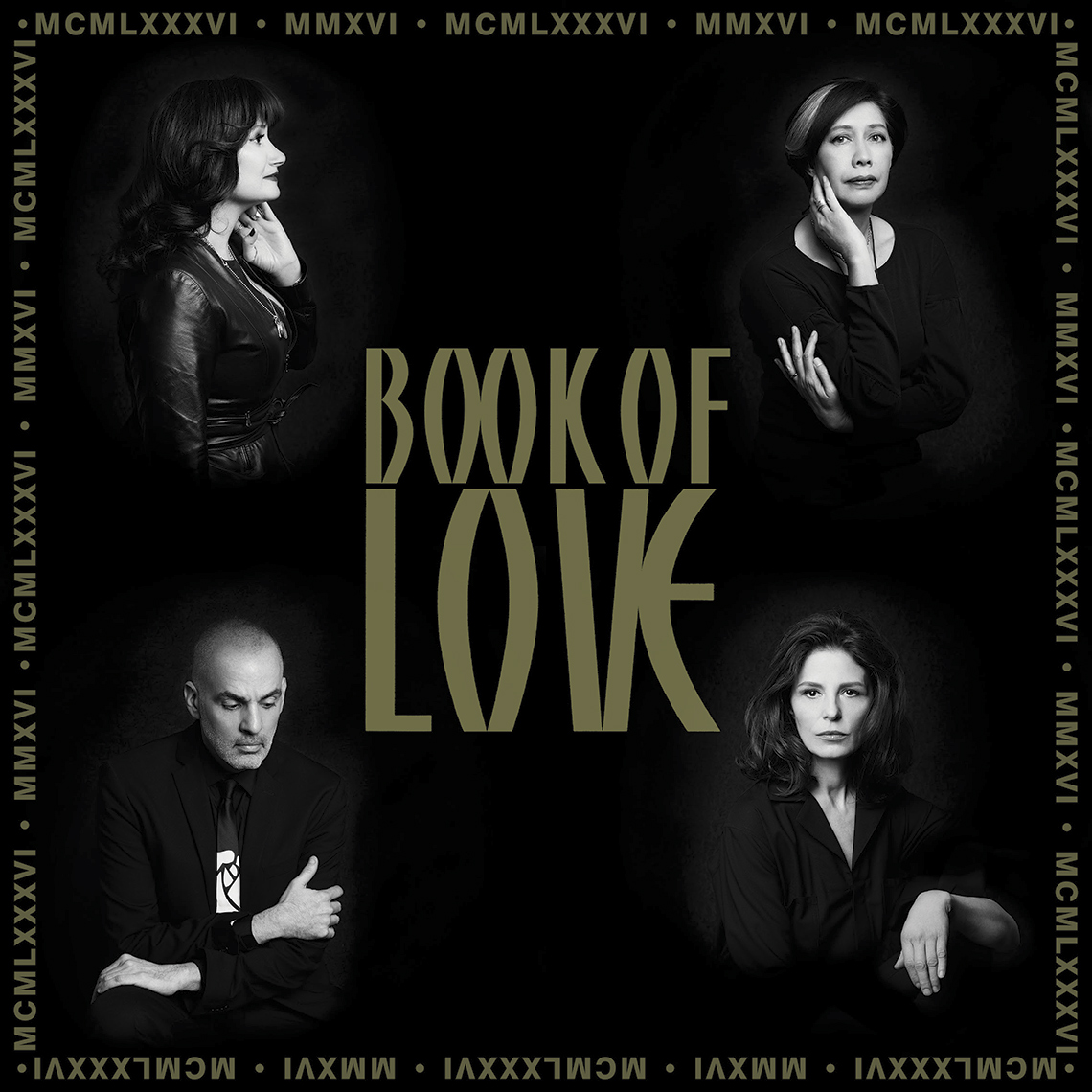 Book of Love 30th Anniversary Album Cover