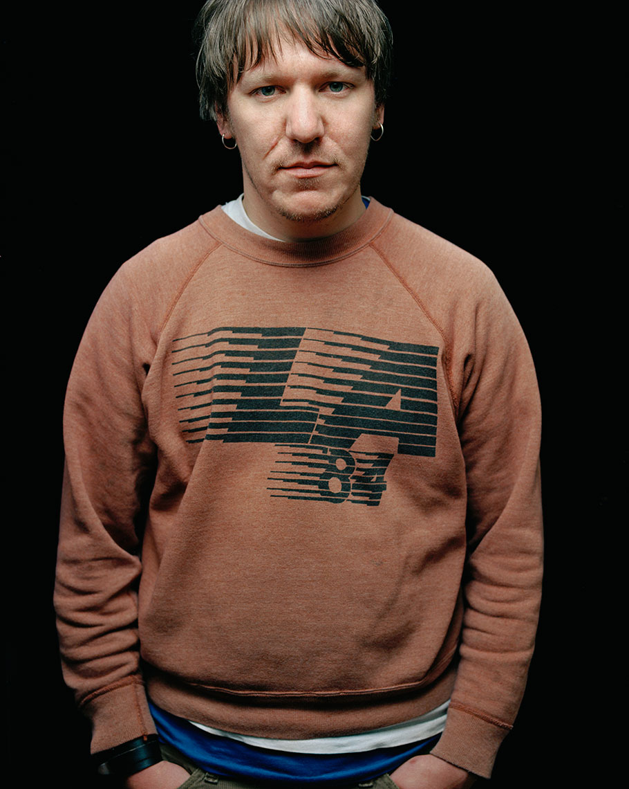 Elliot Smith for Paper Magazine