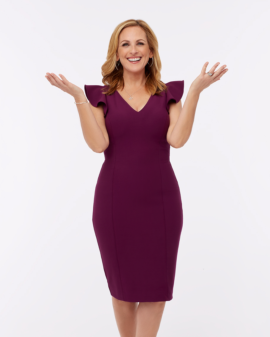 Marlee Matlin for First for Woman