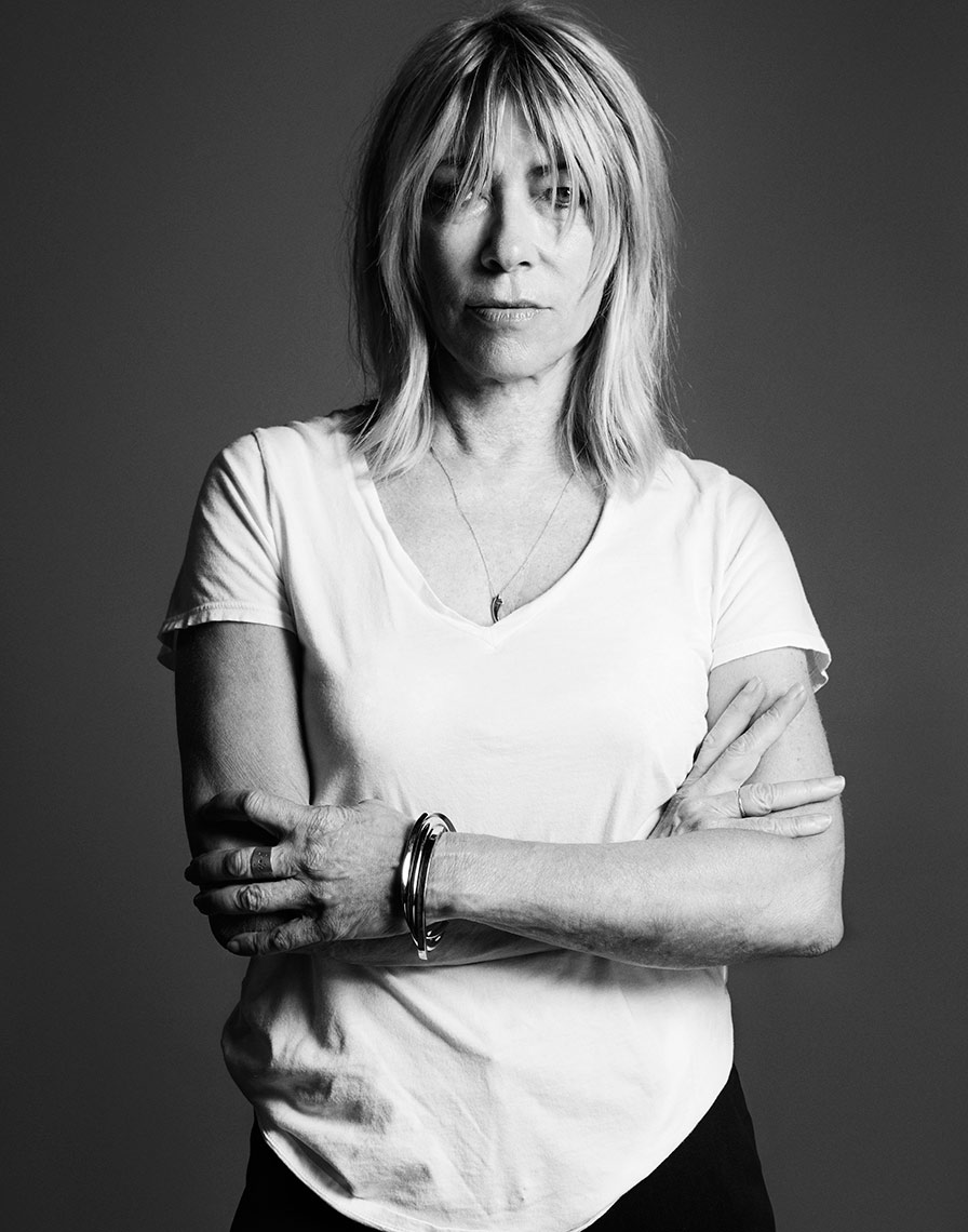 Kim Gordon for Paper Magazines 30th Anniversary