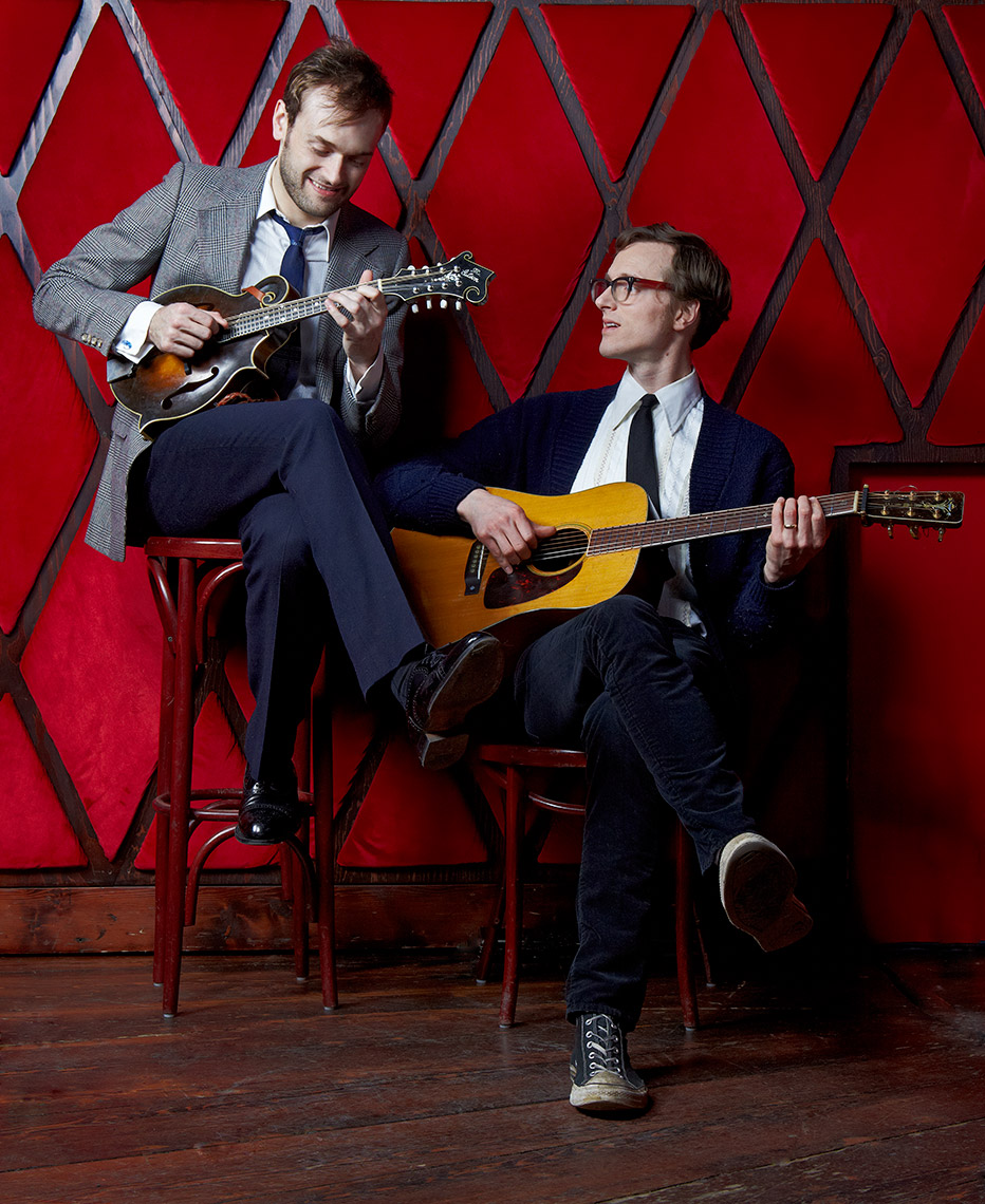 Chris Thile and Michael Daves for Nonesuch Records 2